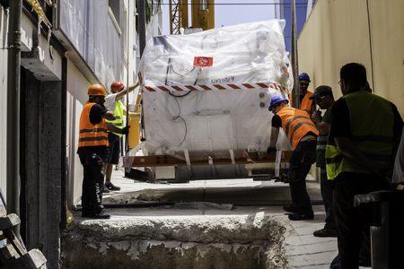 Kaylana Ltd MRI Delivery